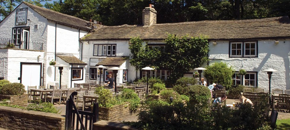 shibden mill inn, great inns of Britain, food, recipe, fish dish, fish, cooking