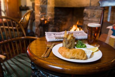 rose and crown, indulge, places i teesdale, county durham