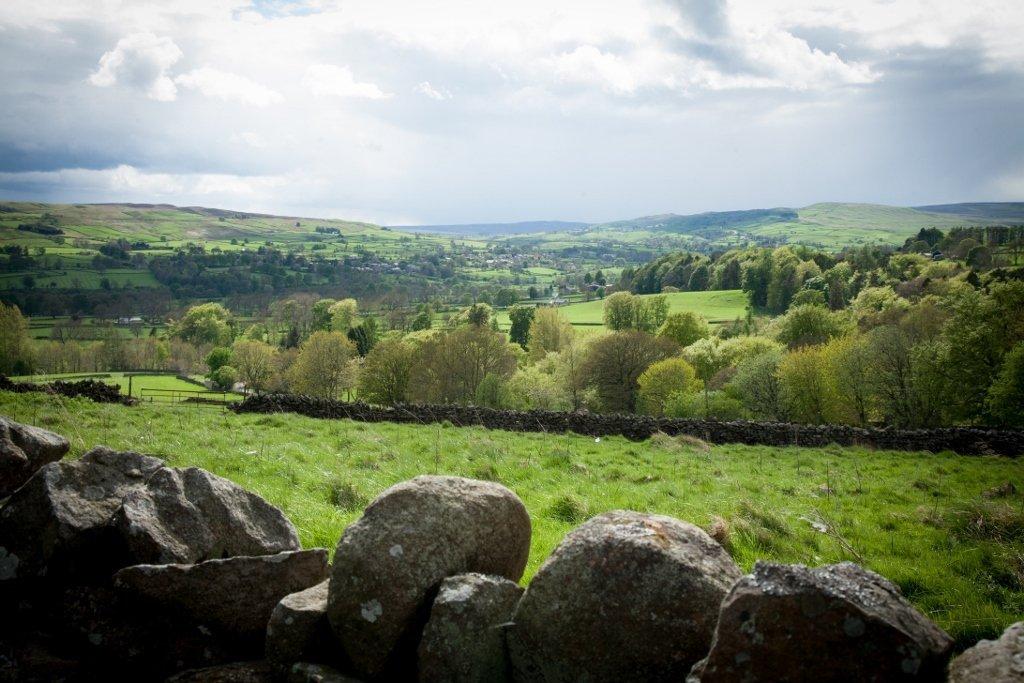 Landscape, teesdale, R&c