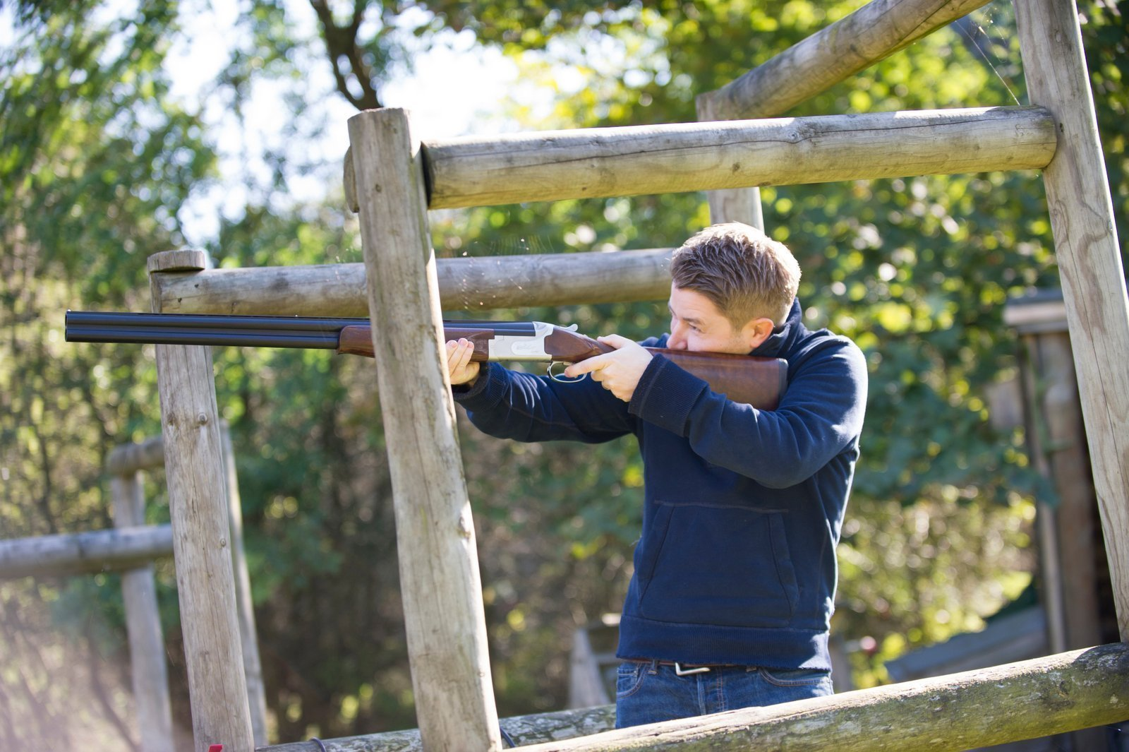 clay pigeon shooting, shooting, cumbria, shooting in cumbria, clay pigeon, wild boar, the wild boar inn