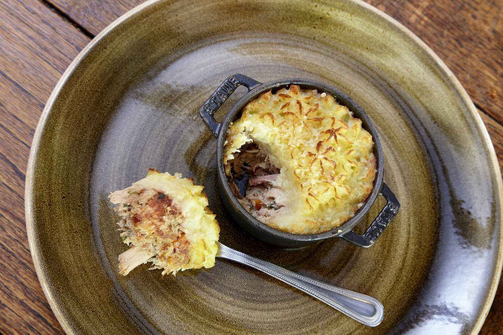 Shibden Mill Inn, Pie recipe. Yorkshire recipe, Rabbits pie recipe, rabbit pie. Cottage Pie, Shepherd pie, recipe, English, cook me