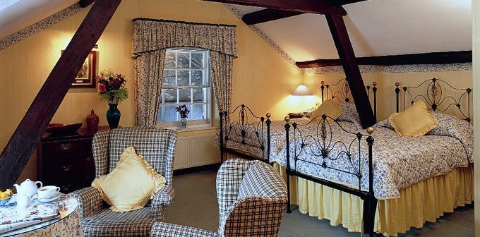 Ye olde Bulls Head, bulls head, wales, stay in wales, bedrooms