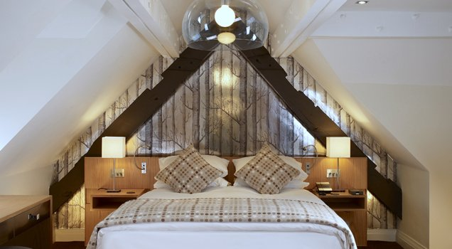 ye olde bulls head, bulls head, sleep in wales, stay in wales, bedrooms in wales
