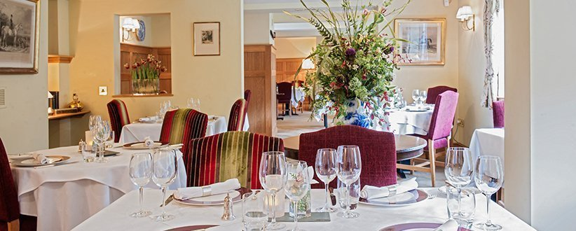 Fell Restaurant, the pheasant, dine in cumbria, dine in cockermouth, cockermouth