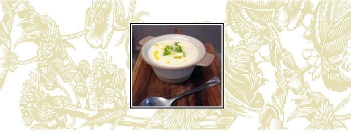 Shibden Mill, Soup recipe, soup ideas