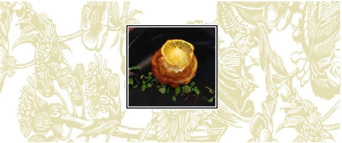 Shibden Mill, Recipe, Pineapple Tarte tin, recipe