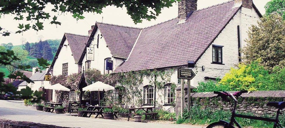 The West Arms, Llanarmon Dyffryn-Ceiriog