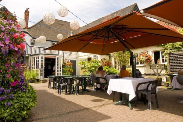 Summer's come to The Bell Inn