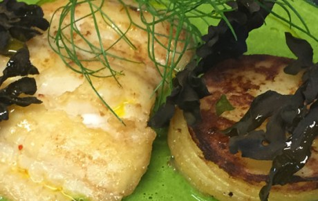 Be inspired by Shibden Mill Inn's summer recipe
