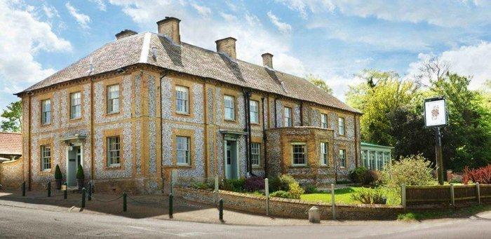 Victoria Inn Wintery