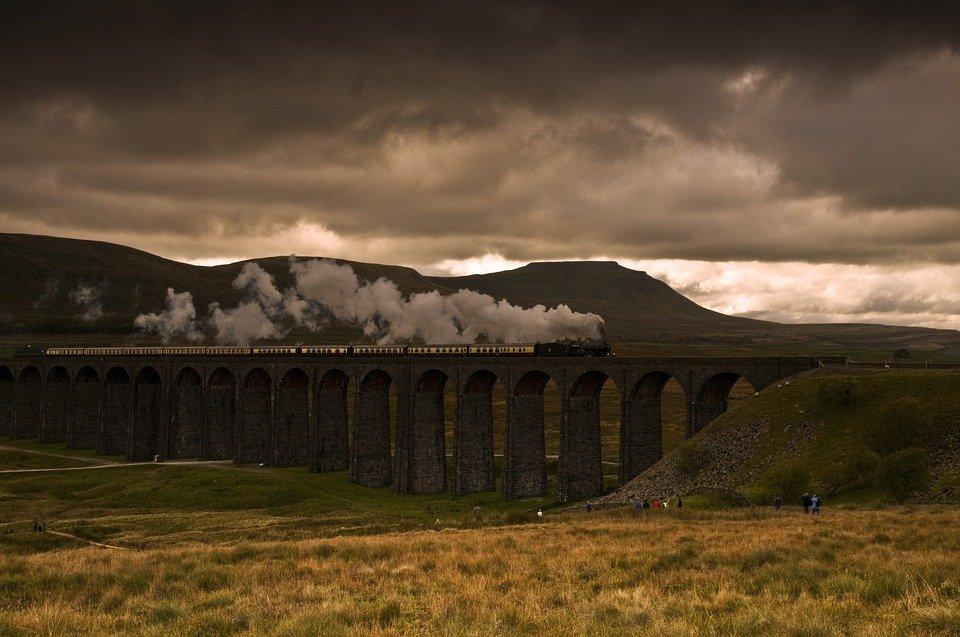 Ribblehead Viaduct Yorkshire Dales