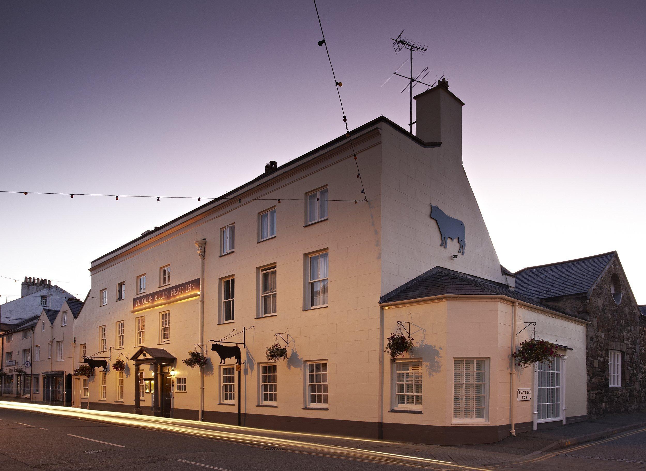 The Bull at Beaumaris