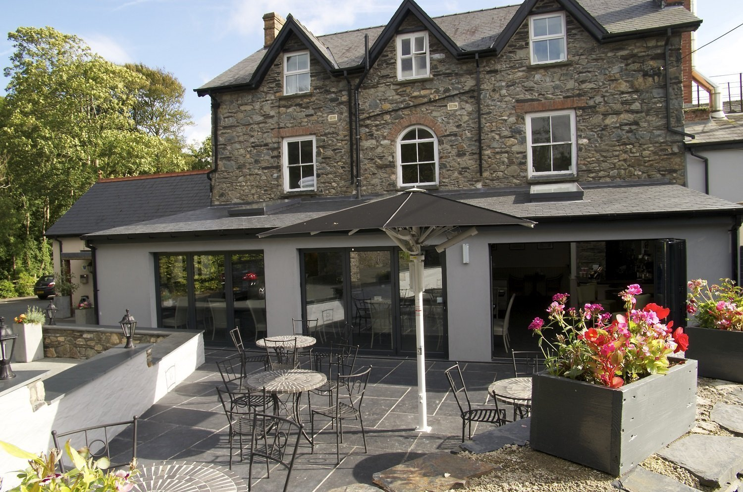 Mother's Day at Wolfscastle Country Hotel