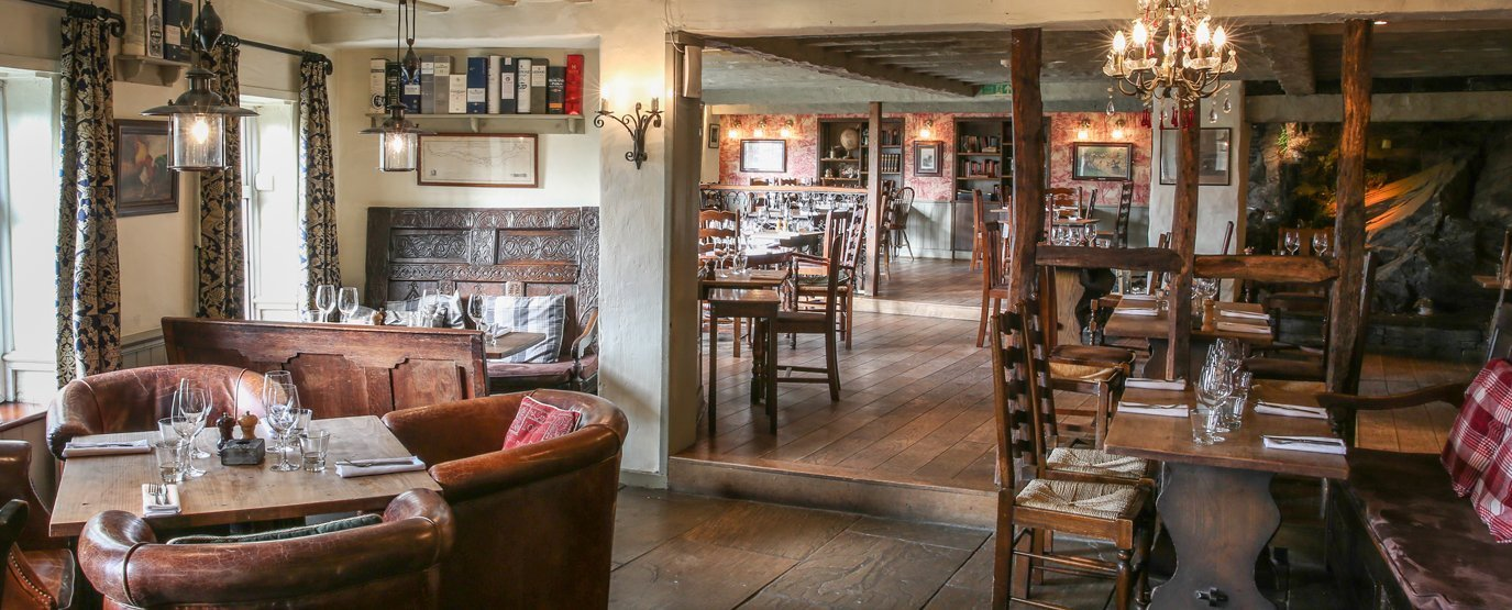 New Year Breaks at Wild Boar Inn