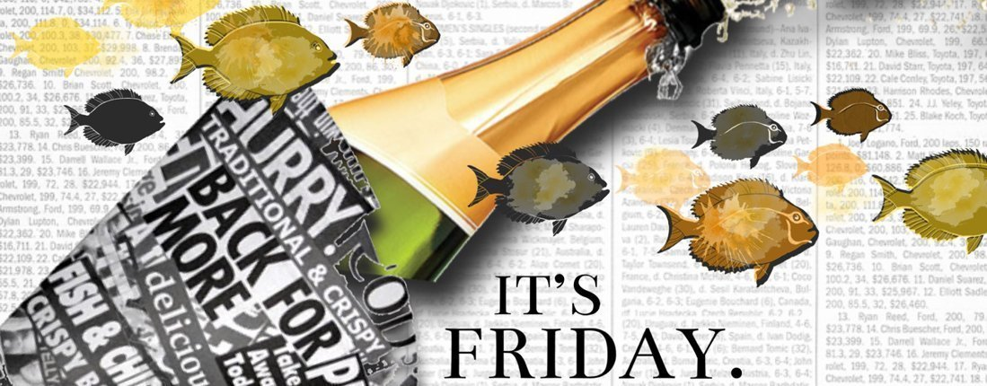 Fizz and Chips Friday