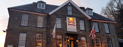 Receive 30% off a midweek break at The Castle Hotel, Shropshire