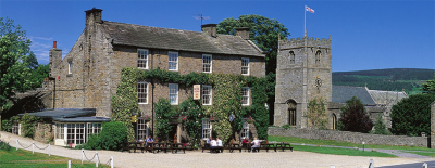 Stay two nights and get a third free at The Rose & Crown Romaldkirk