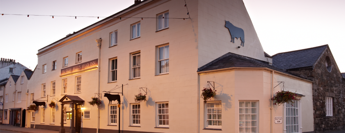 Taste exceptional Pol Roger champagne at The Bull Beaumaris, Anglesey