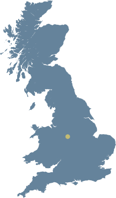 Location of The Peacock